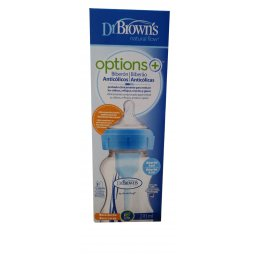 Dr Brown´s Biberon BA Azul 270ml