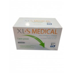 Xls Medical Captagrasas 180 uds