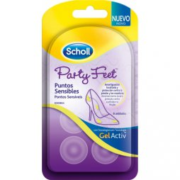 Dr Scholl Puntos Sensibles Party Feet
