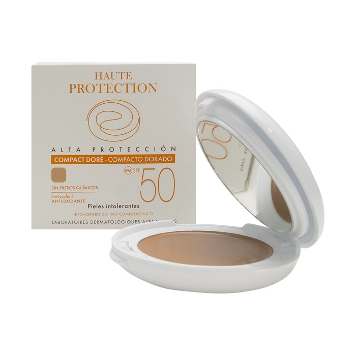 Avene Compacto Coloreado Dorado SPF50+